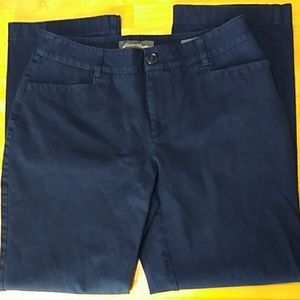 Eddie Bauer curvy fit size 10 stretch jeans